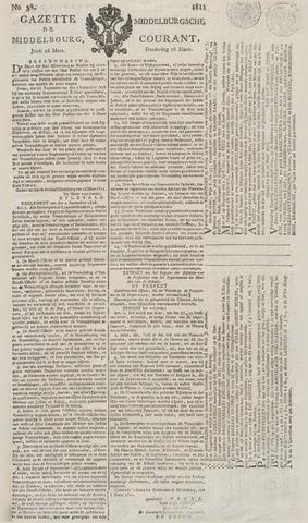 Middelburgsche Courant 1811-03-28