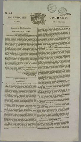 Goessche Courant 1839-02-18