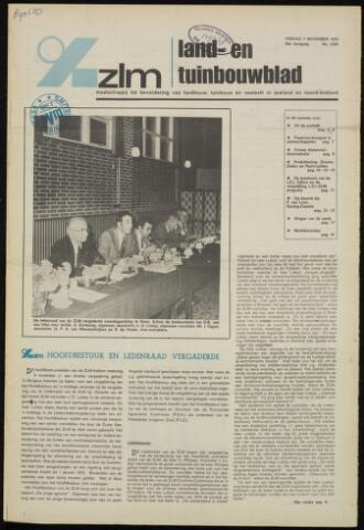 Zeeuwsch landbouwblad ... ZLM land- en tuinbouwblad 1975-11-07