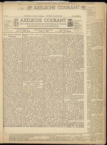 Axelsche Courant 1946-01-19