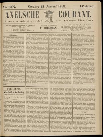 Axelsche Courant 1899-01-21