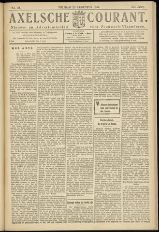 Axelsche Courant 1941-08-29