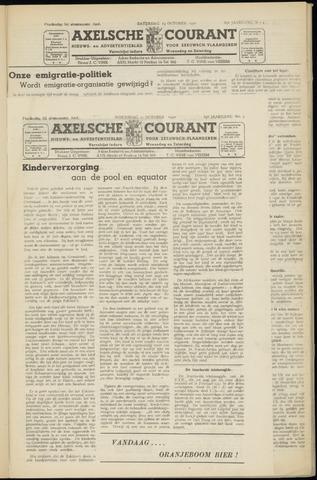 Axelsche Courant 1950-10-11