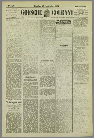 Goessche Courant 1924-09-16