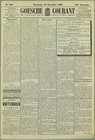 Goessche Courant 1927-11-16