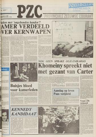 Provinciale Zeeuwse Courant 1979-11-08