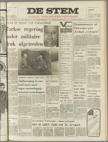 de Stem 1971-03-13