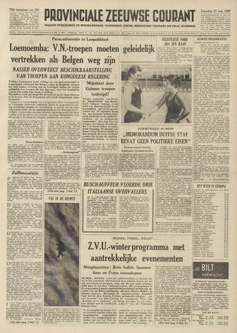 Provinciale Zeeuwse Courant 1960-08-27