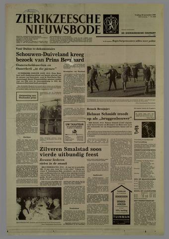 Zierikzeesche Nieuwsbode 1981-11-20