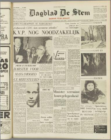 de Stem 1966-01-14