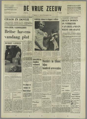 de Vrije Zeeuw 1972-07-24
