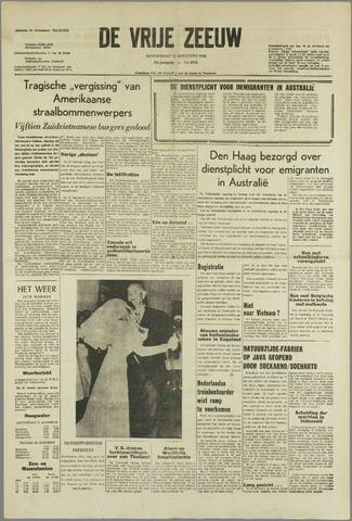de Vrije Zeeuw 1966-08-11