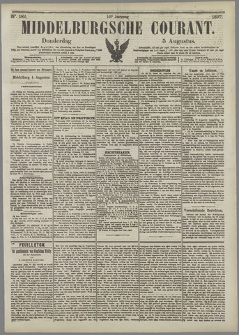 Middelburgsche Courant 1897-08-05