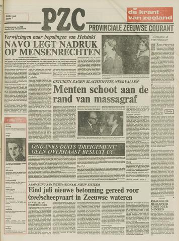 Provinciale Zeeuwse Courant 1977-05-12