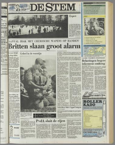 de Stem 1991-02-04