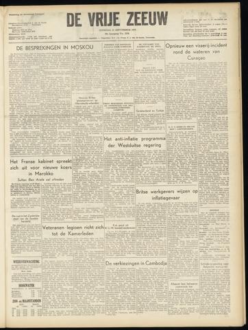de Vrije Zeeuw 1955-09-13