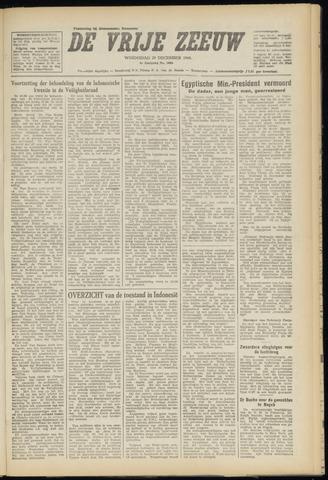 de Vrije Zeeuw 1948-12-29
