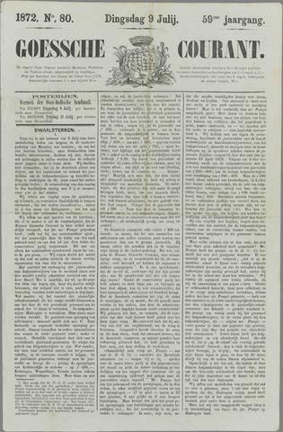 Goessche Courant 1872-07-09