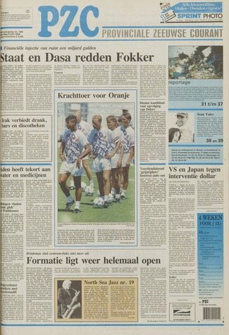 Provinciale Zeeuwse Courant 1994-07-09
