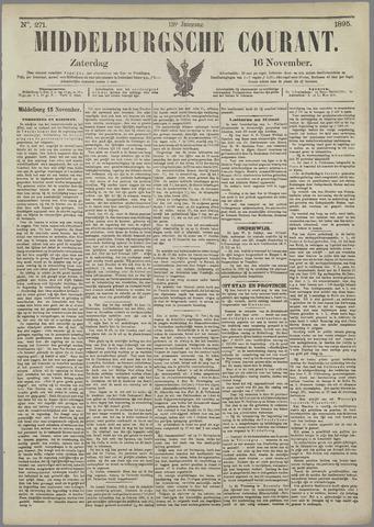 Middelburgsche Courant 1895-11-16
