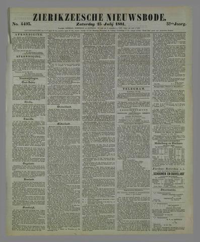 Zierikzeesche Nieuwsbode 1881-07-23