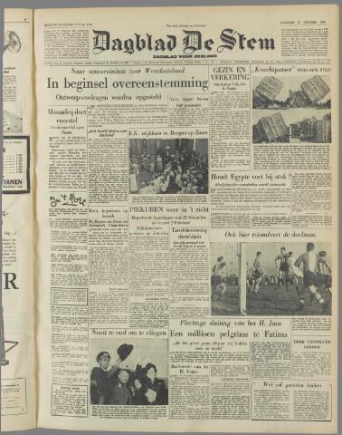 de Stem 1951-10-15