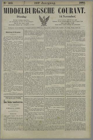 Middelburgsche Courant 1882-11-14