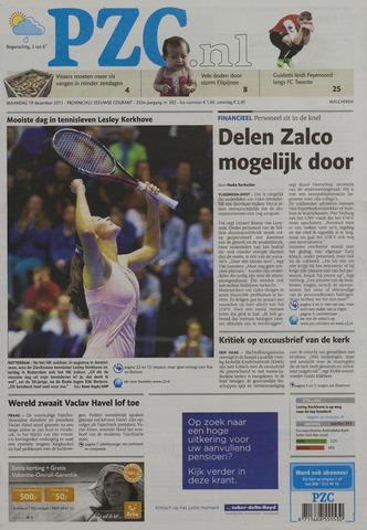 Provinciale Zeeuwse Courant 2011-12-19