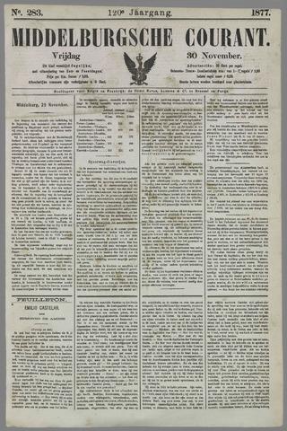 Middelburgsche Courant 1877-11-30