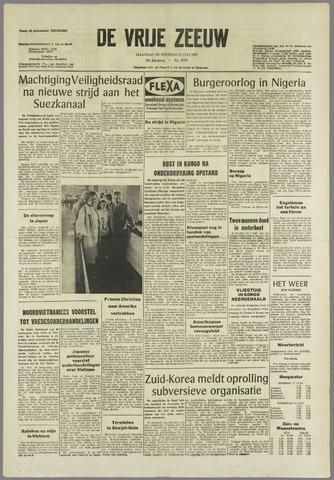 de Vrije Zeeuw 1967-07-10