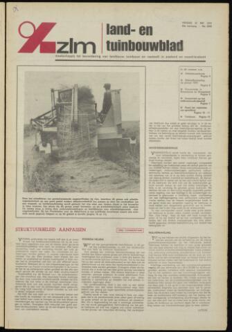 Zeeuwsch landbouwblad ... ZLM land- en tuinbouwblad 1975-05-23