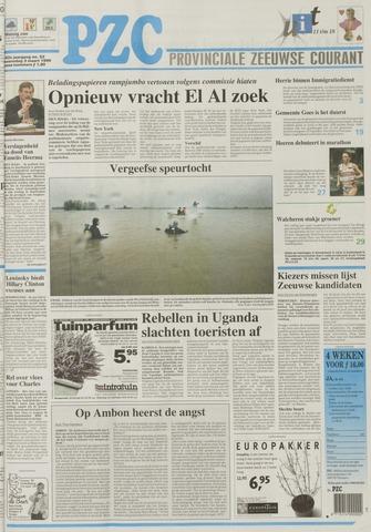 Provinciale Zeeuwse Courant 1999-03-03