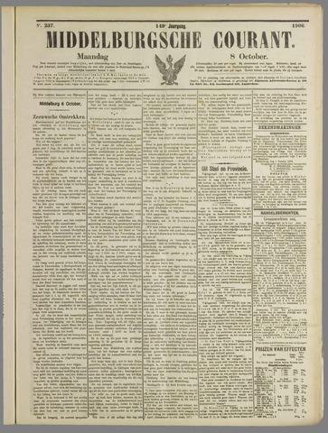 Middelburgsche Courant 1906-10-08
