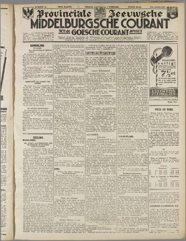 Middelburgsche Courant 1934-02-02