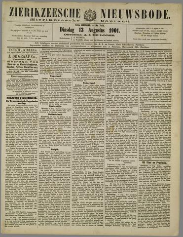 Zierikzeesche Nieuwsbode 1901-08-13
