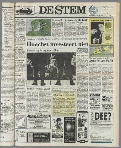 de Stem 1992-03-25