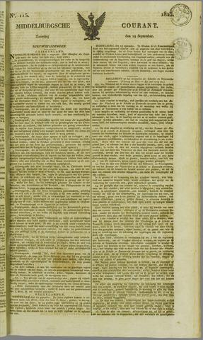 Middelburgsche Courant 1825-09-24