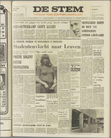 de Stem 1972-07-14