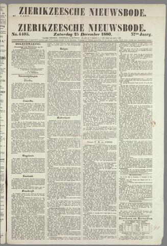 Zierikzeesche Nieuwsbode 1880-12-25