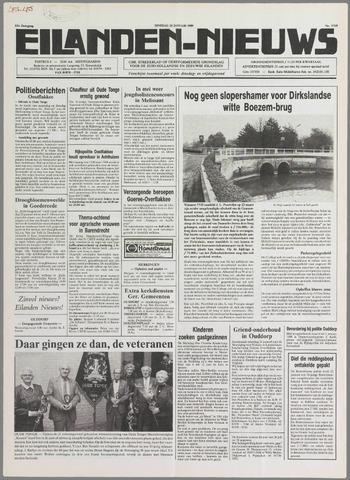 Eilanden-nieuws. Christelijk streekblad op gereformeerde grondslag 1989-01-24