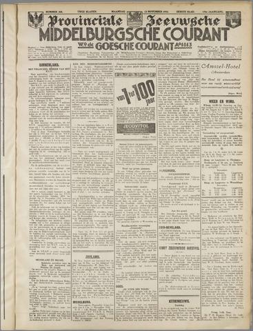 Middelburgsche Courant 1933-11-13
