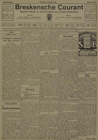 Breskensche Courant 1930-10-18
