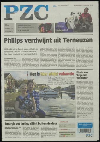 Provinciale Zeeuwse Courant 2014-11-12