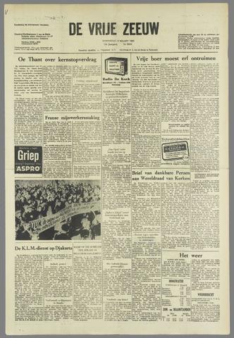 de Vrije Zeeuw 1963-03-06