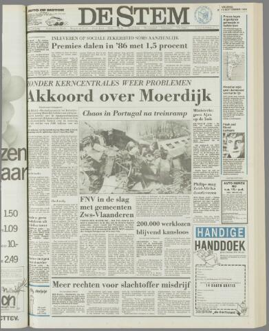 de Stem 1985-09-13