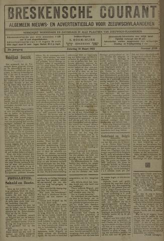 Breskensche Courant 1922-03-18