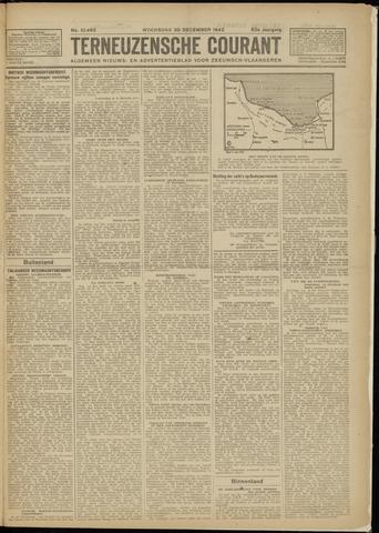 Ter Neuzensche Courant. Algemeen Nieuws- en Advertentieblad voor Zeeuwsch-Vlaanderen / Neuzensche Courant ... (idem) / (Algemeen) nieuws en advertentieblad voor Zeeuwsch-Vlaanderen 1942-12-30