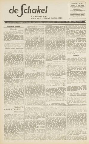De Schakel 1962-06-22