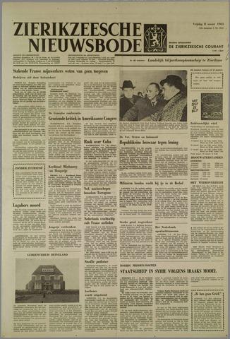 Zierikzeesche Nieuwsbode 1963-03-08