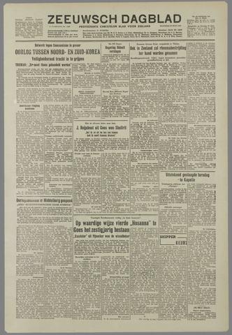 Zeeuwsch Dagblad 1950-06-26